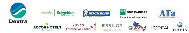Merci à nos sponsors!